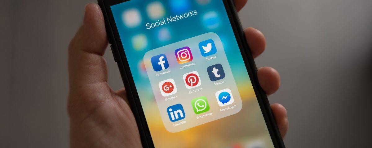social media presence during hiring process